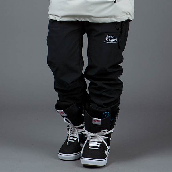 1920 BOUND JOG WATERPROOF PANTS BLACK 바운드 조거팬츠 보드복
